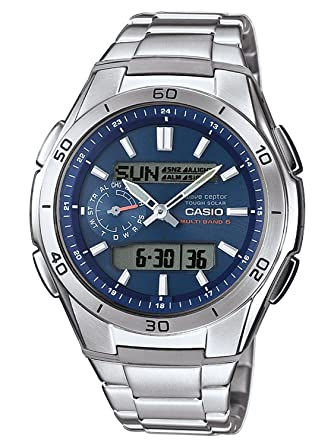 Casio 5110 WVA-M650D-2AER Atomic watch for men Multiband 6 & Solar