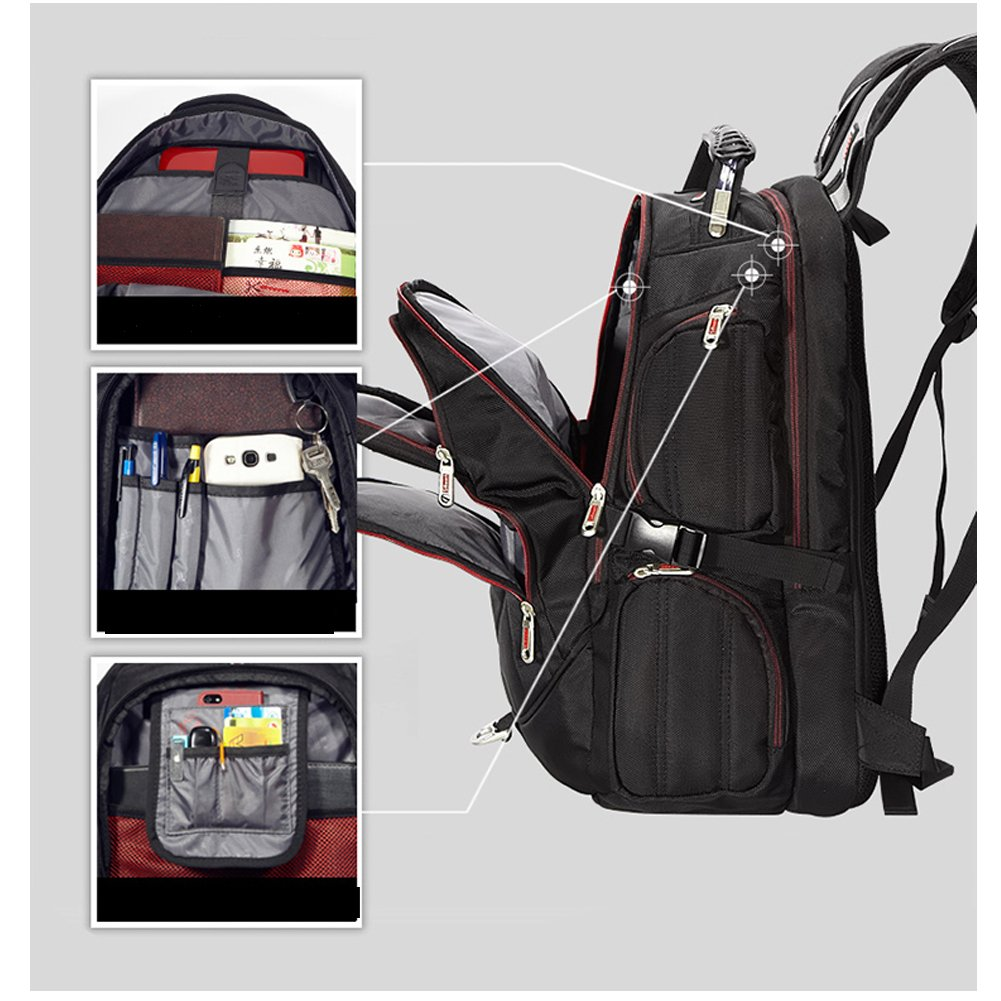 FreeBiz 18.4 Inches Gaming Laptop Backpack
