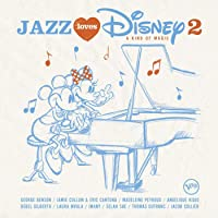 Jazz Loves Disney 2 - a Kind of Magic (CD Mintpack - Tirage Limité)