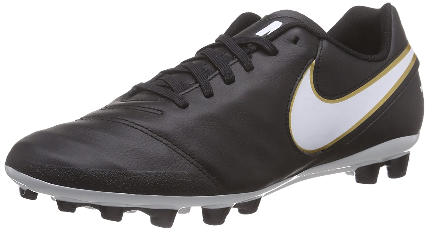 369ecbf29 Amazon.com | Nike Tiempo Genio II Leather Ag-R Mens Football Boots 819711  Soccer Cleats | Fashion Sneakers