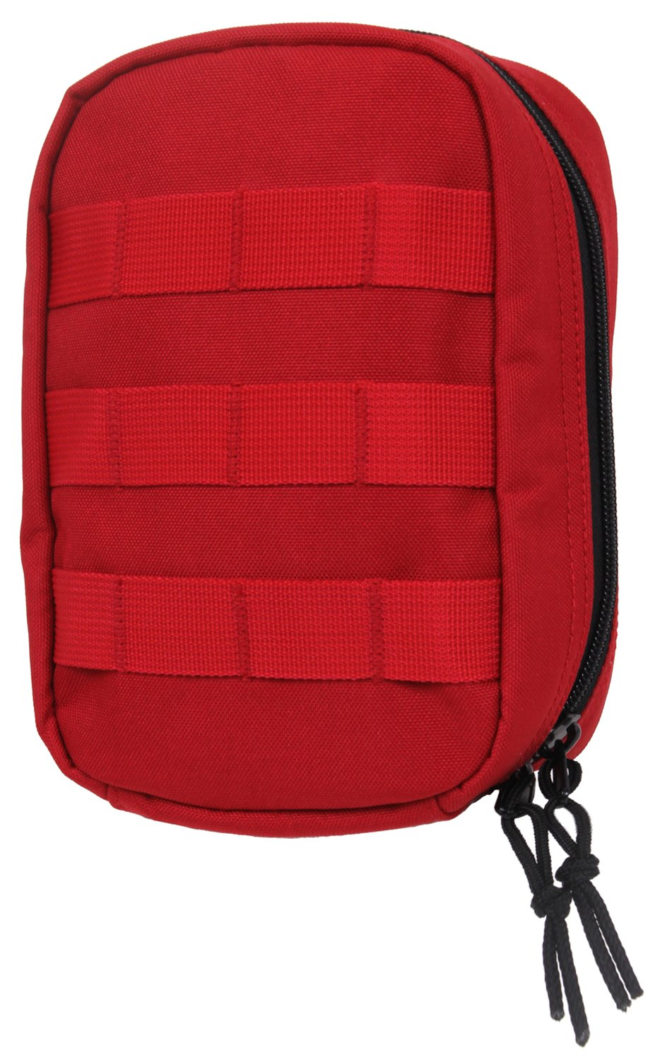 Rothco MOLLE Tactical Trauma Kit, Red