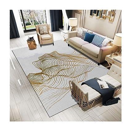 7afd9fddd48c4 Amazon.com: ZGP Interior Carpet Carpet Living Room Modern Minimalist ...