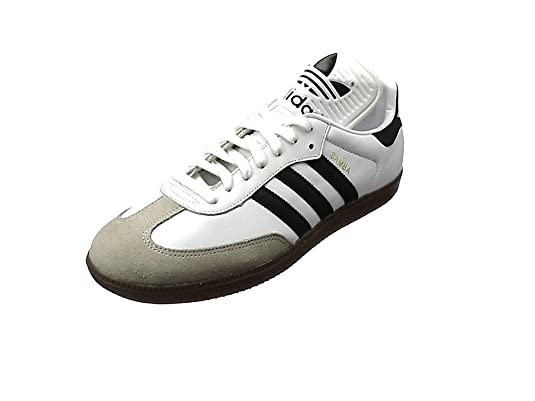 low priced 7b8c4 6f927 adidas Samba Classic Og Scarpe da Ginnastica Basse Uomo, Nero (Core Black  Footwear