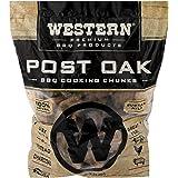 Western Premium BBQ Products Post Oak Cooking Chunks, 570 cu inch