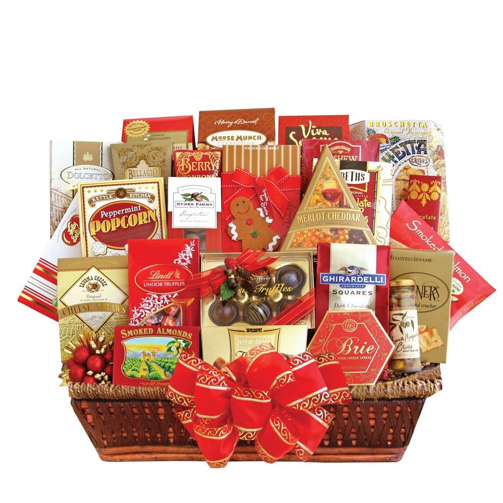 California Delicious Holiday Extravaganza Gift Basket