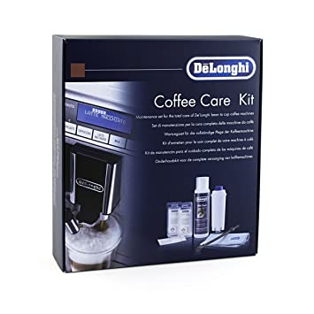 DeLonghi Set Coffee Care Kit Pflegeset para Cafetera ...