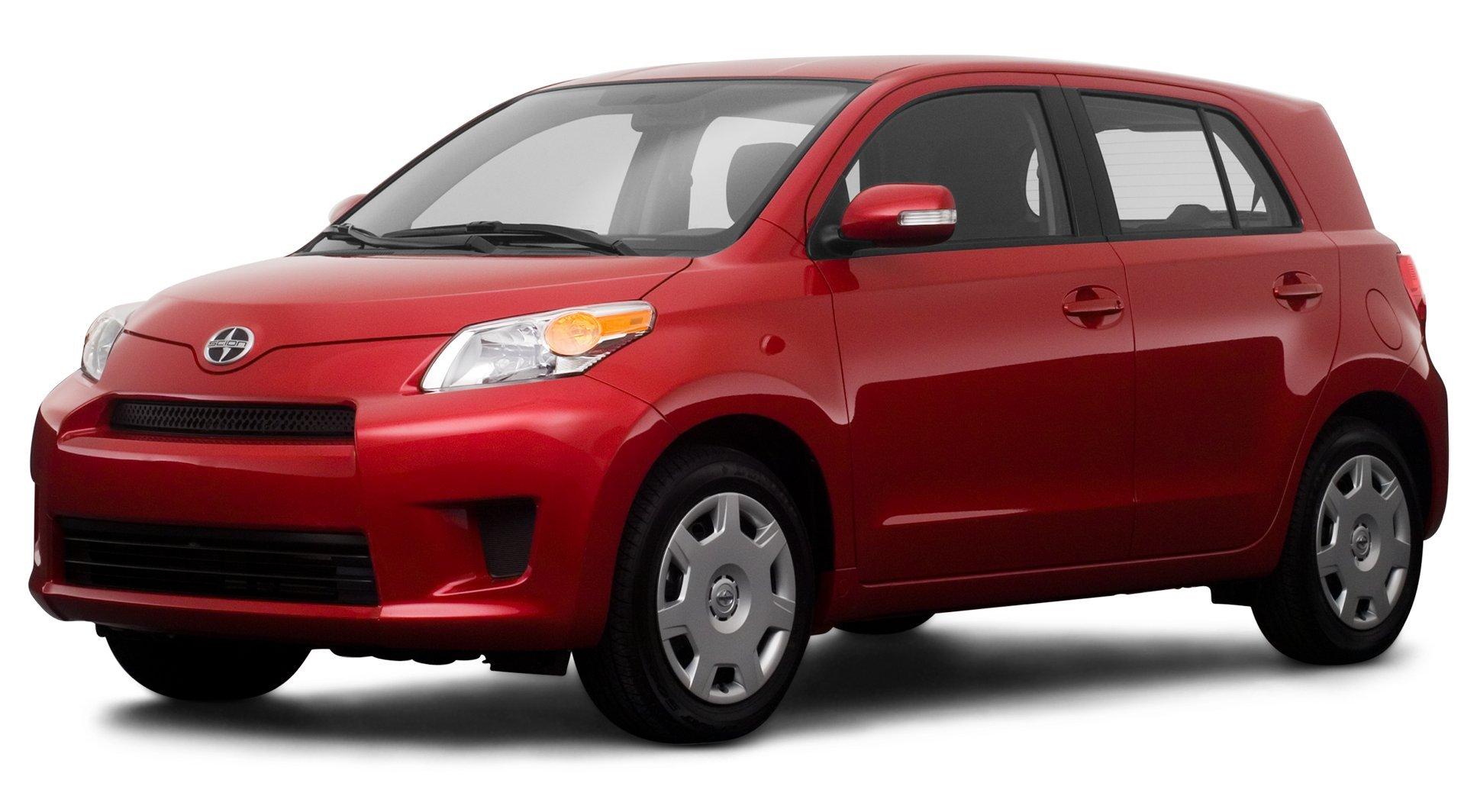 ... 2009 Scion xD, 5-Door Hatchback Automatic Transmission (Natl) ...