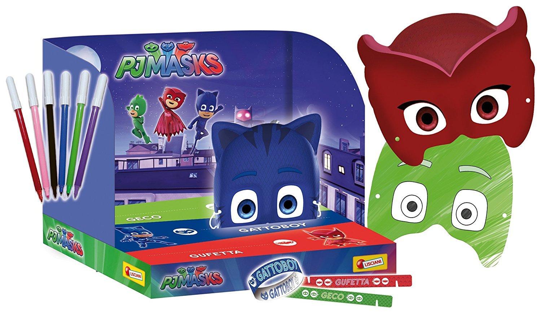 Lisciani Giochi 62997 - PJ Masks CREA Tus máscaras: Amazon.es: Juguetes y juegos