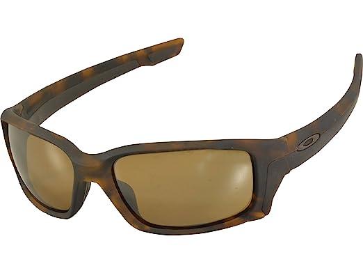 5e8e15d021 Amazon.com  Oakley Straightlink Frame  Matte Tortoise Lens  Prizm ...