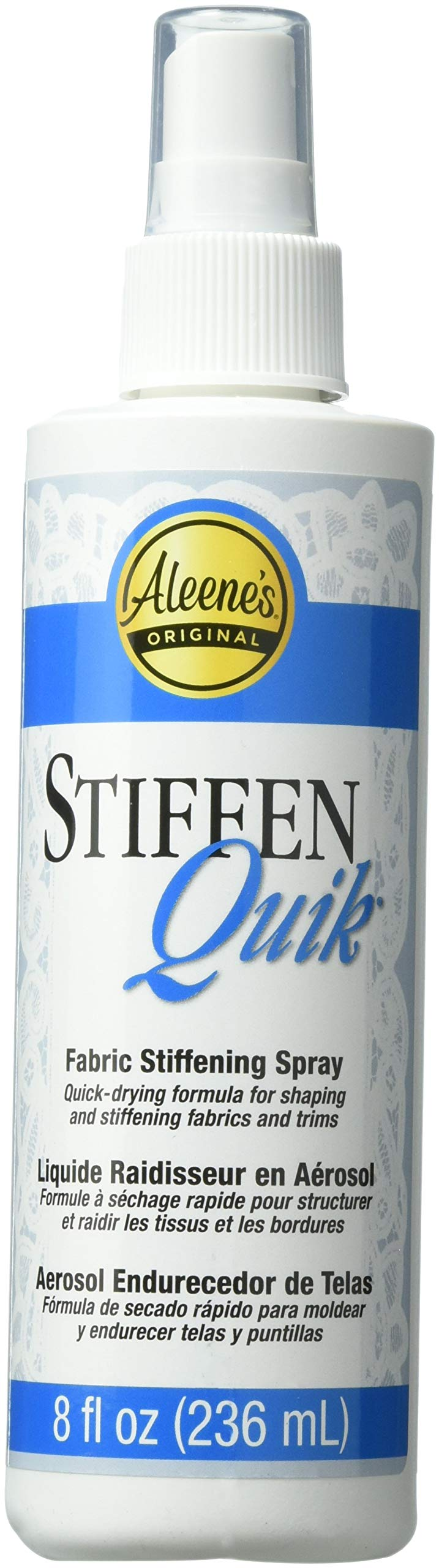 Bulk Buy: Duncan Crafts Aleene's Stiffen Quik 8 Ounce 33-8 (3-Pack)