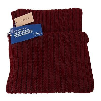 CODELLO - Ensemble bonnet, écharpe et gants - Femme