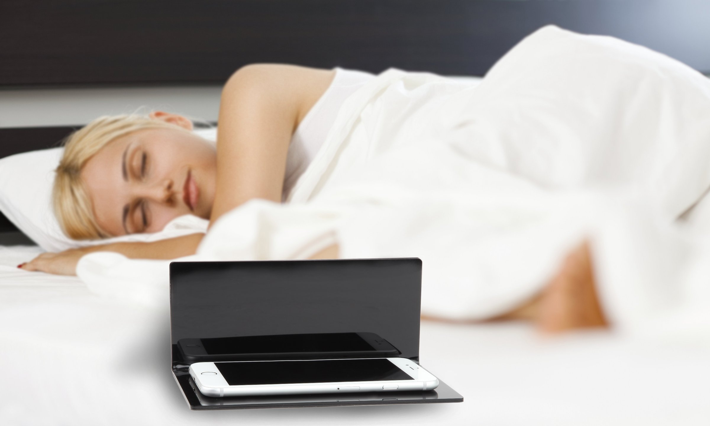 Cell Phone Sleep Shield - EMF Radiation Shield - HARApad EMF Protection by HARApad (Image #2)