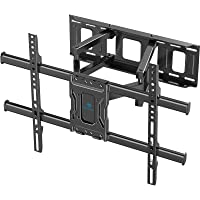 PERLESMITH TV Wall Mount Full Motion Bracket for Most 37-75 Inch LED LCD OLED 4K Flat… photo