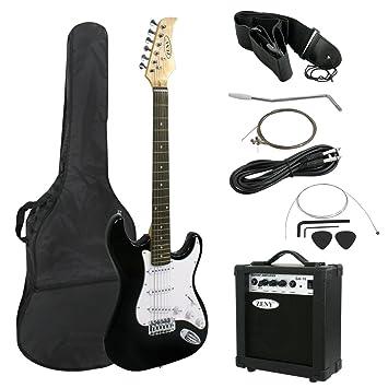 Amazon.com: Guitarra eléctrica Zeny 39 pulgadas ...