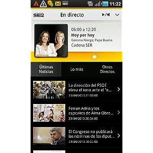 Cadena SER: Amazon.es: Appstore para Android