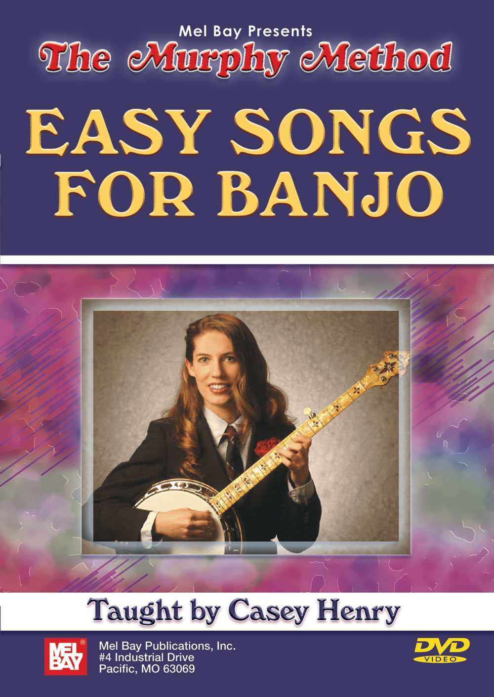 Amazon com: Easy Songs for Banjo: Casey Henry: Movies & TV