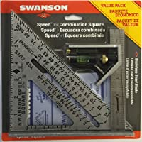 Deals on Swanson Tool S0101CB Speed Square Layout Tool