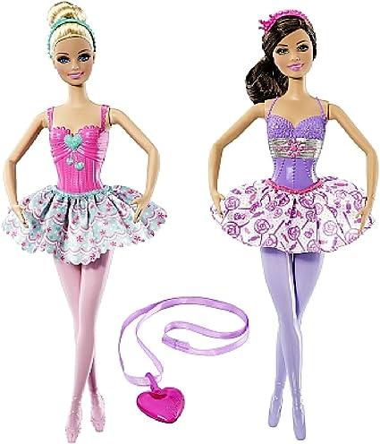 Amazon.es: Mattel Barbie - Cascanueces - Pack 2 Bailarinas: Juguetes y juegos