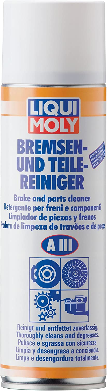 Liqui Moly P000547 Moly 3389 Bremsen Und Teilereiniger Aiii 500 Ml Amazon De Auto