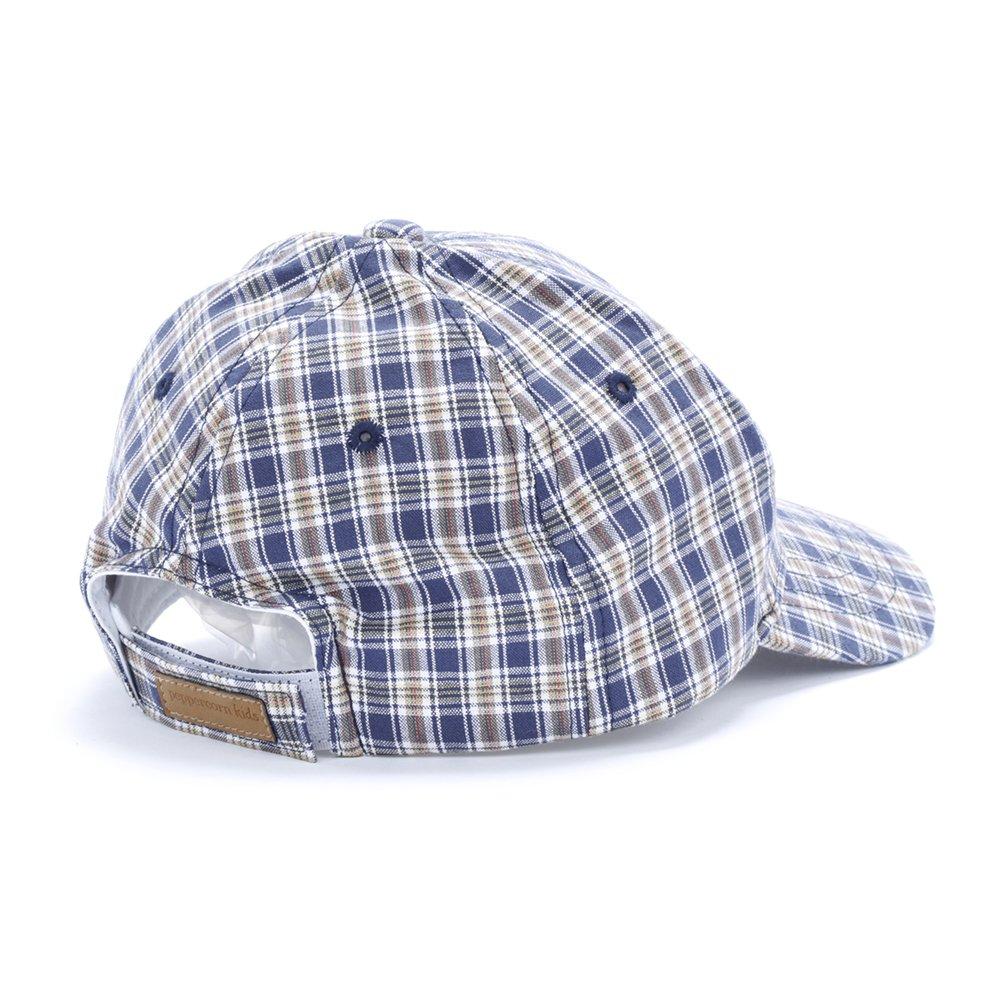 80204cbb4dad42 Amazon.com: Peppercorn Kids Boys Baseball Cap-Heather Grey-L (7-12y):  Clothing