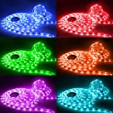 LED Strip Lights 32.8ft/10M,RGB 5050 LEDs Color