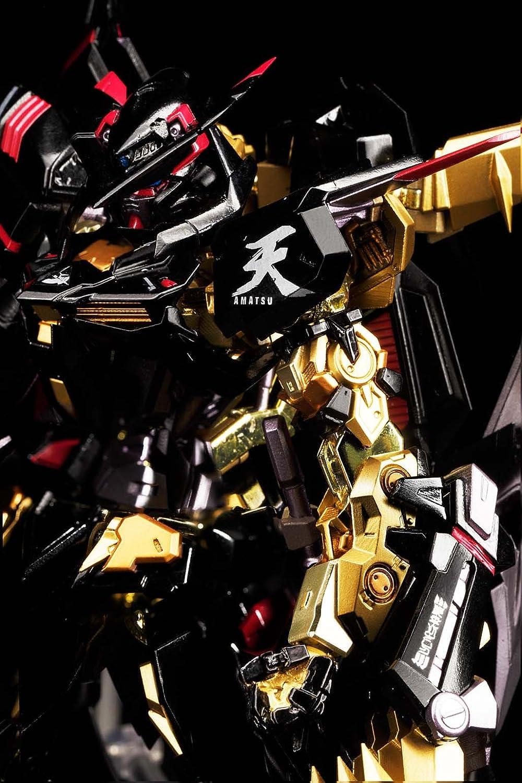 Bandai Tamashii Nations Metal Build Gundam Astray Gold Frame Amatsu ...