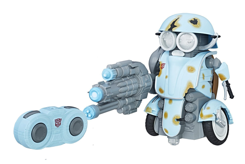Transformers 5 - Sqweeks Radio Control (Hasbro C0935EU4): Amazon.es: Juguetes y juegos