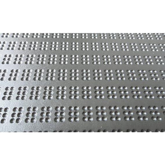 27 Renglones 30 Caracteres Pizarras para Braille Con Punzon: Amazon.es: Oficina y papelería