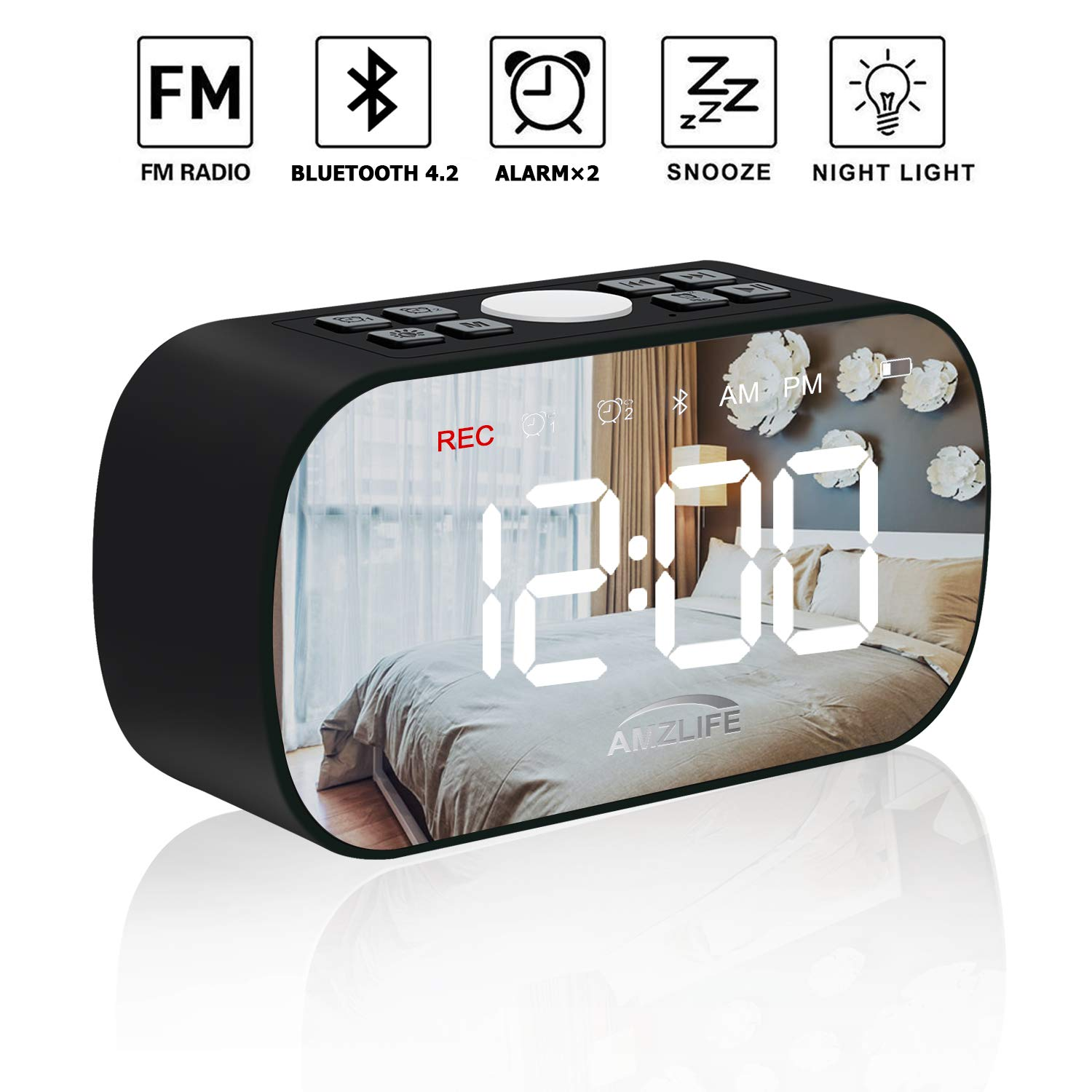 Top 9 Best Sounding Clock Radio On The Market - Buyer's Guide 31