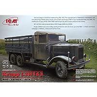 ICM Camión de carga alemán Krupp L3H163