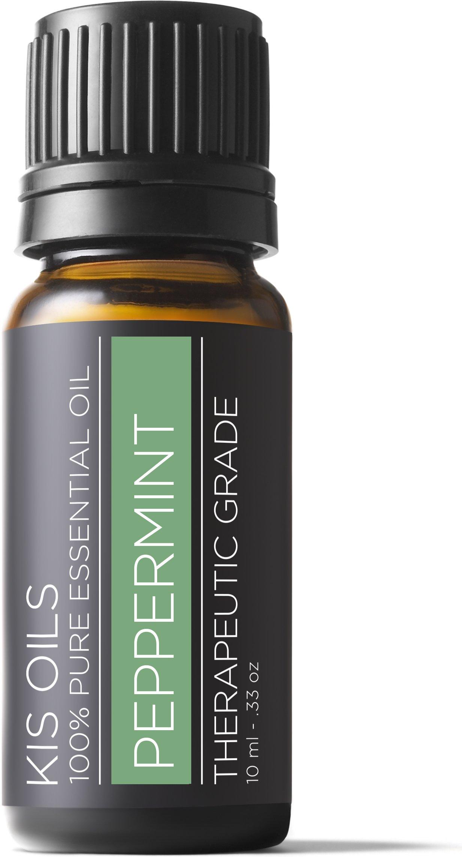 Aromatherapy Top 6 100% Pure Therapeutic Grade Basic Sampler Essential Oil Gift Basic sampler essential oil gift set 6/10ml (lavender, sweet orange, peppermint, lemongrass, tea tree, eucalyptus) by Kis Oil'S (Image #5)