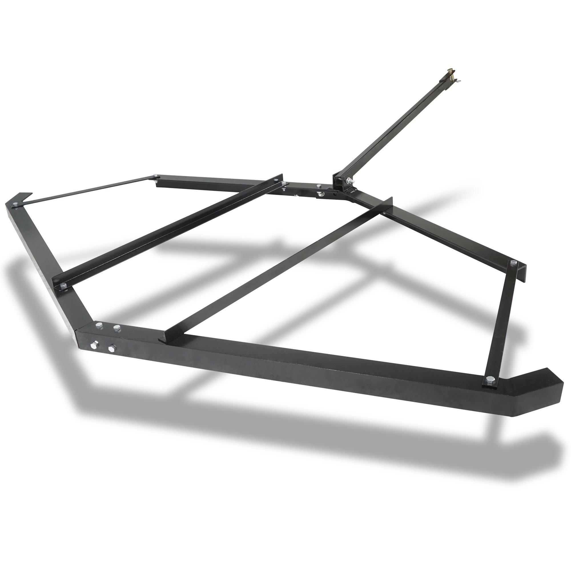 Titan Adjustable Tow-Behind ATV UTV Lawn Tractor Harrow Drag Pin-Style Hitch by Titan Ramps