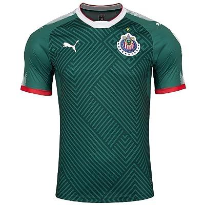 best service 4b34a 70fc6 Puma ES Youth Club Deportivo Guadalajara Chivas Alternate ...