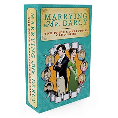 Marrying Mr. Darcy Board Game: Toys & Games