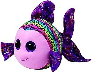 Amazon.com  Ty Beanie Boos - SAMI the Fish (LARGE Size - 17 inch ... 0c1e55b52b98