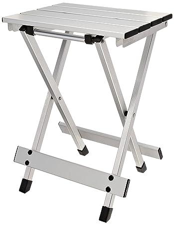 Remarkable Mings Mark St9102 Aluminum Folding Stool Table Ibusinesslaw Wood Chair Design Ideas Ibusinesslaworg