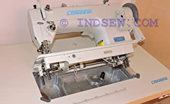 Consew P1206RB upholstery Walking Foot Industrial Sewing Machine