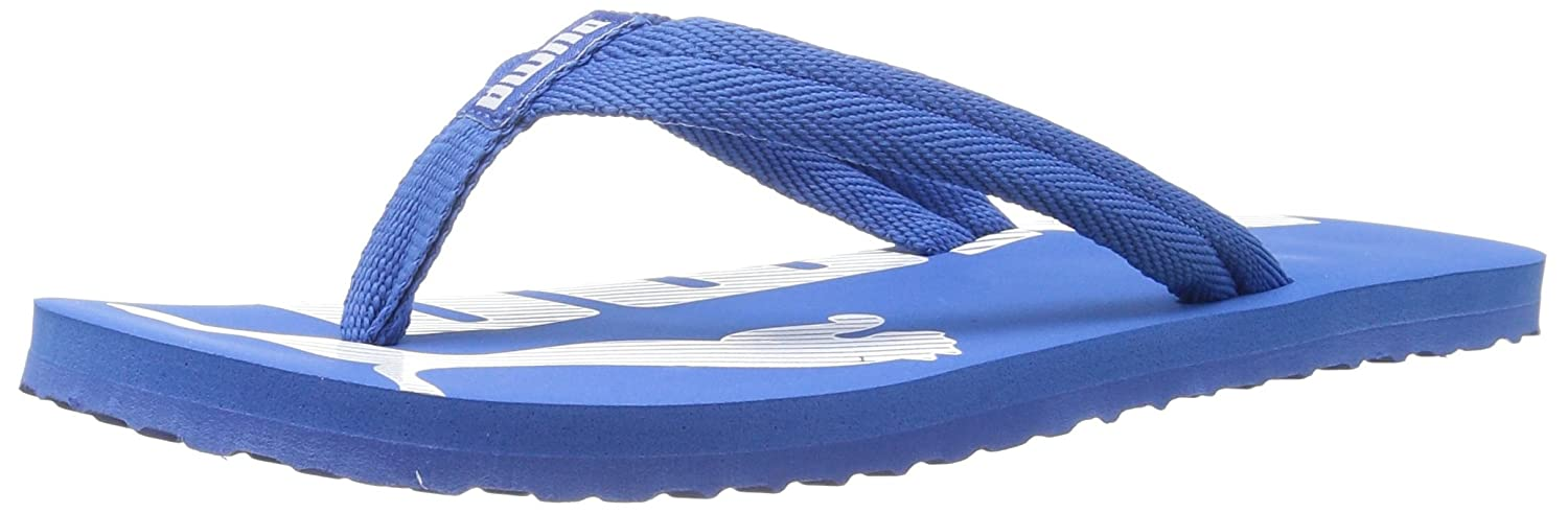 PUMA Men's Epic Flip v2 Sport Sandal Turkish Sea Weiß 16 M US