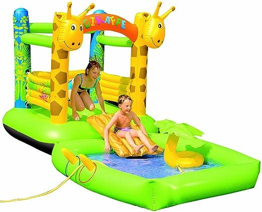 19 opinioni per Friedola 14068- Castello gonfiabile con piscina e giraffe