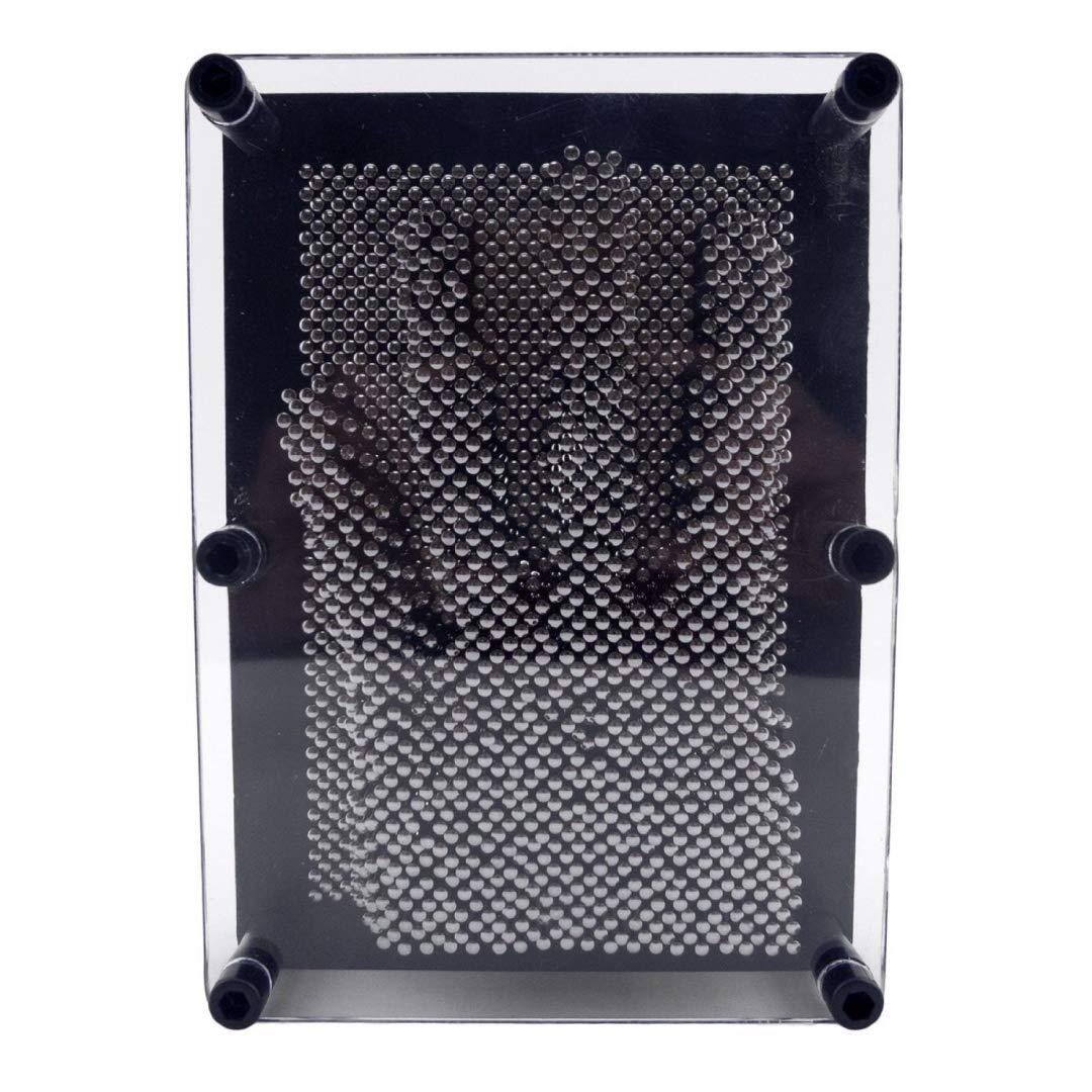 安価 [アドロックス]Adorox Plastic Pin Art Board Novelty inches Silver Toy Board Fun Kids Silver Multiple Colors Sizes [並行輸入品] B0195NWXEI Silver 5 X 7 inches 5 X 7 inches Silver, 綾上町:961b4ac5 --- hohpartnership-com.access.secure-ssl-servers.biz