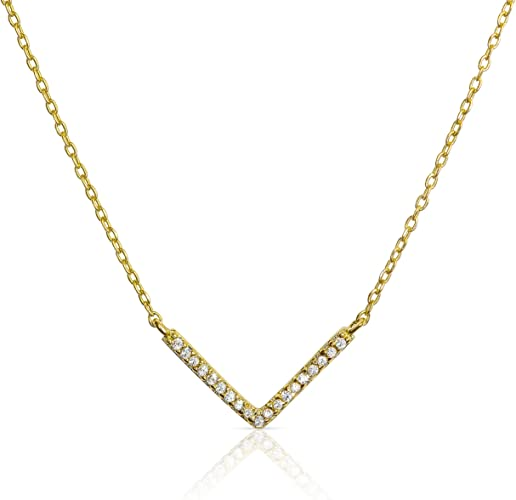 Amazon Com Benevolence La Gold Necklaces For Women Celebrity