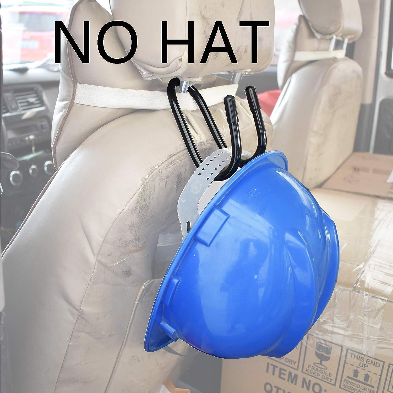 YYST Flexible Hard Hat Rack Holder 2//PK No Hard Hat YI YA SU