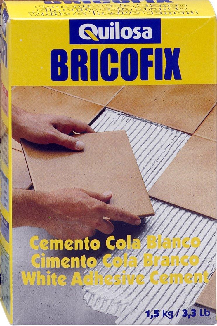Bricofix Bricofix Cemento-Cola 1, 5 .Blanco 9844 K T019844
