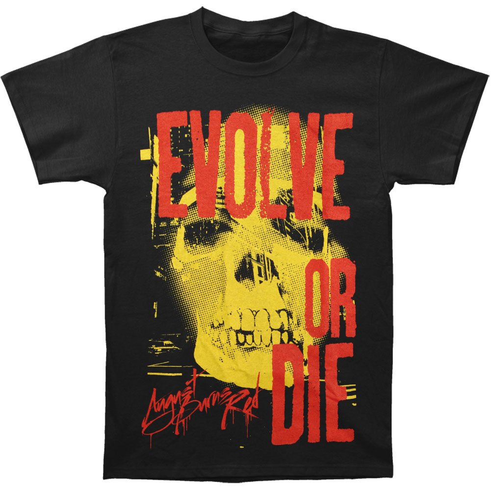 August Burns Evolve Or Die Soft 1317 Shirts