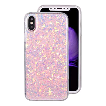 coque iphone x sparkle