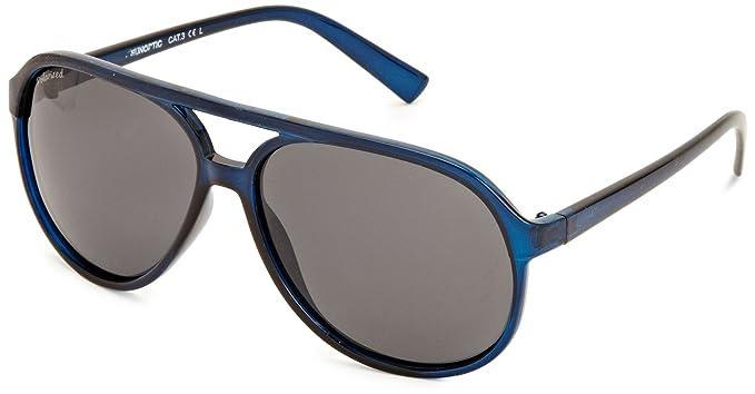 Sunoptic Lunettes Pilote Homme - Bleu - Bleu - FR : Taille unique (Taille fabricant : One Size) VwJgcd1tQk