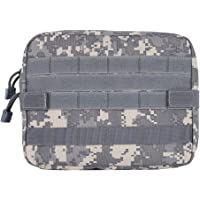 Tracffy Tactical MOLLE Utility Pouch 1000D Nylon EDC Multi-Purpose Universal Bag