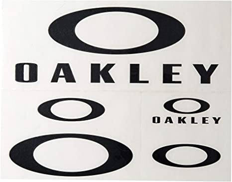 Oakley Sticker Pack Large (210-805-001): Amazon.es: Deportes y aire libre