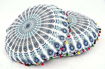 Amazon.com: Kiara – Mandala grande suave de 32