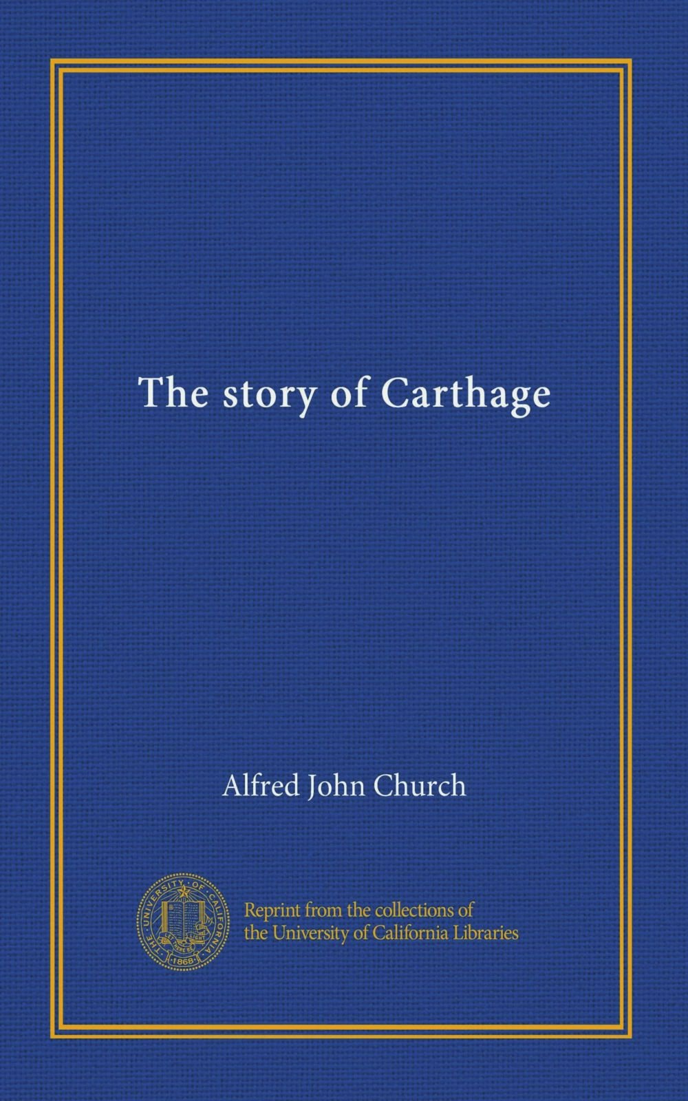 Download The story of Carthage pdf